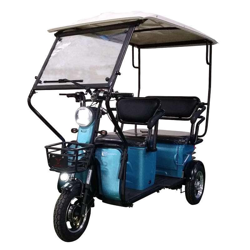 Uwinfly Roda Tiga Penumpang Sepeda Motor Listrik