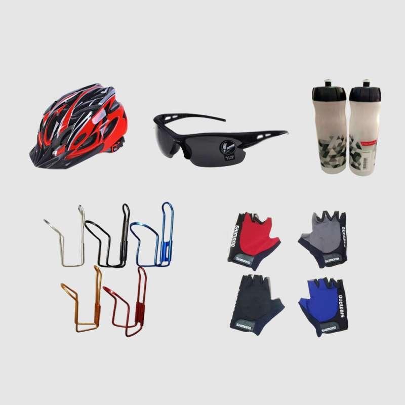 Bolt B01 Paket Perlengkapan Sepeda