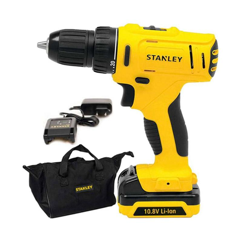 Jual Stanley Scd121s1 Cordless Drill Driver 10 8v Online Desember 2020 Blibli
