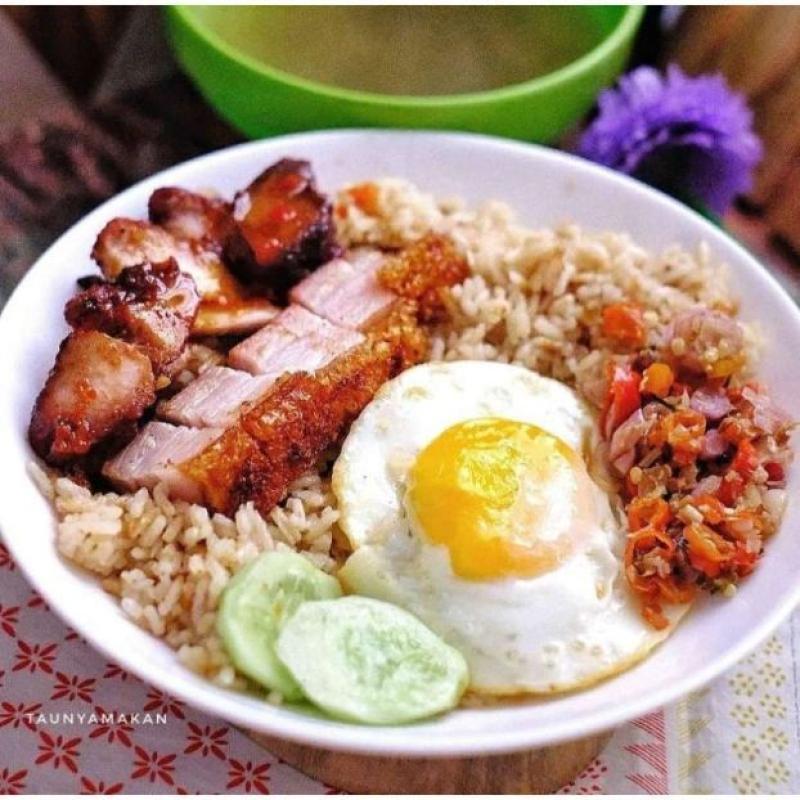 Nasi Hainam Campur Sambal Matah TGR 99