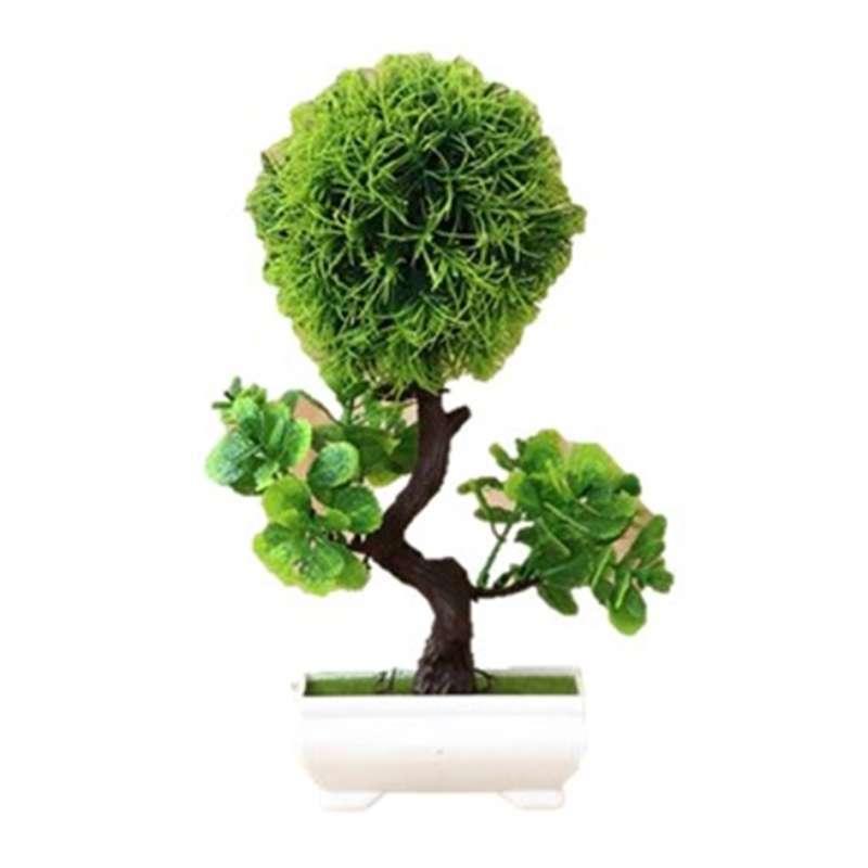 Pot Tanaman Bunga Bonsai Dekorasi Rumah Tanaman Hias Murah Import Tanaman Pohon Hias BUNGA 07
