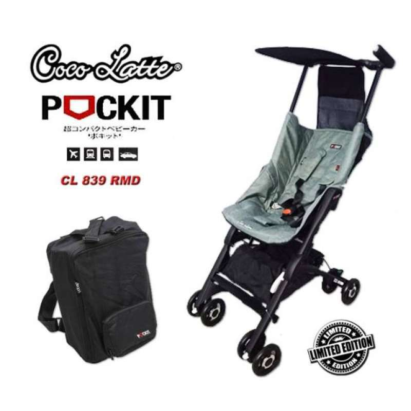 SEWA AREA JABODETABEK Stroller Cocolatte Pockit Gen 7 CL 839 by Babyvizta