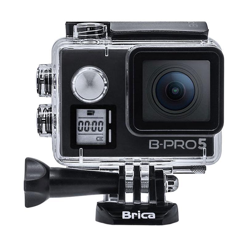 Brica B-Pro 5 Alpha Edition mark II S Action Camera - Hitam