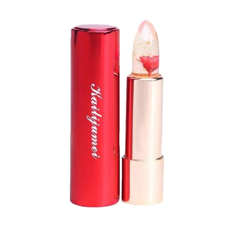 Kailijumei Flower Jelly Lipstick - Flame Red