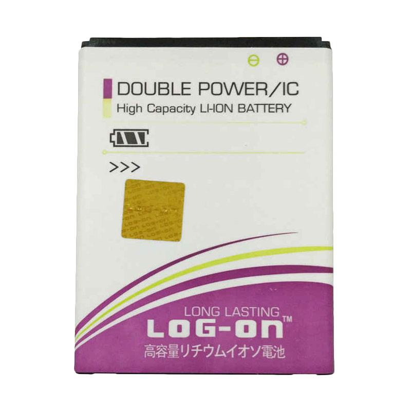 Log On Double Power Battery for Advan S5J [3800 mAh]