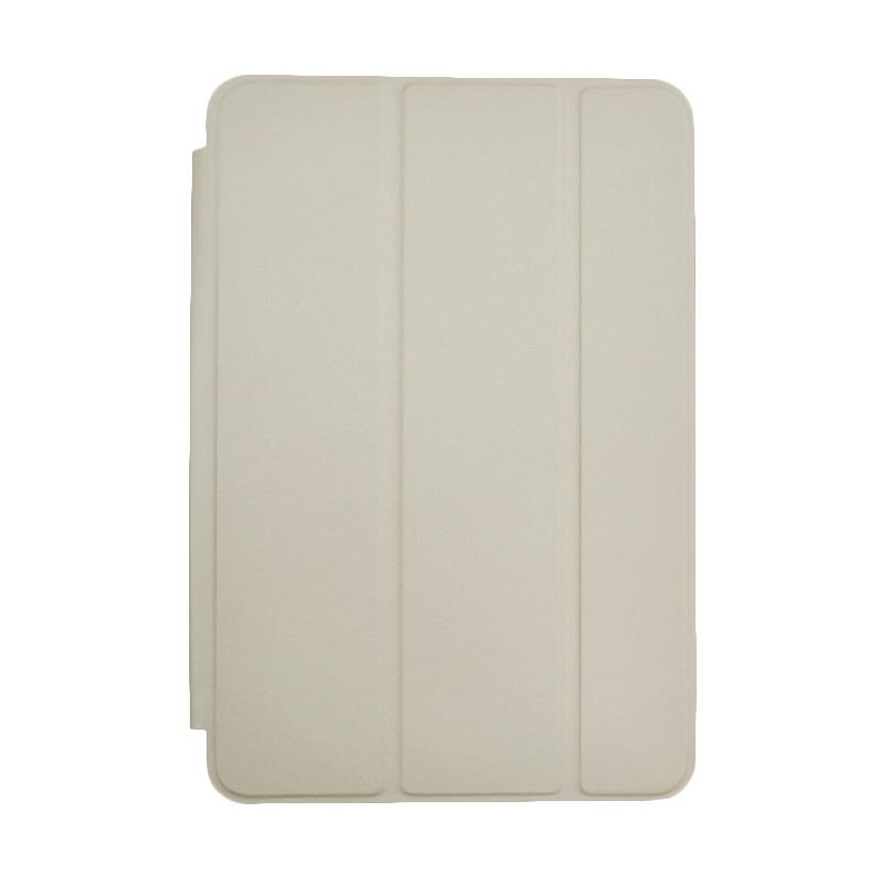 Smile Smart Cover Casing for Apple iPad Mini 4 - Beige