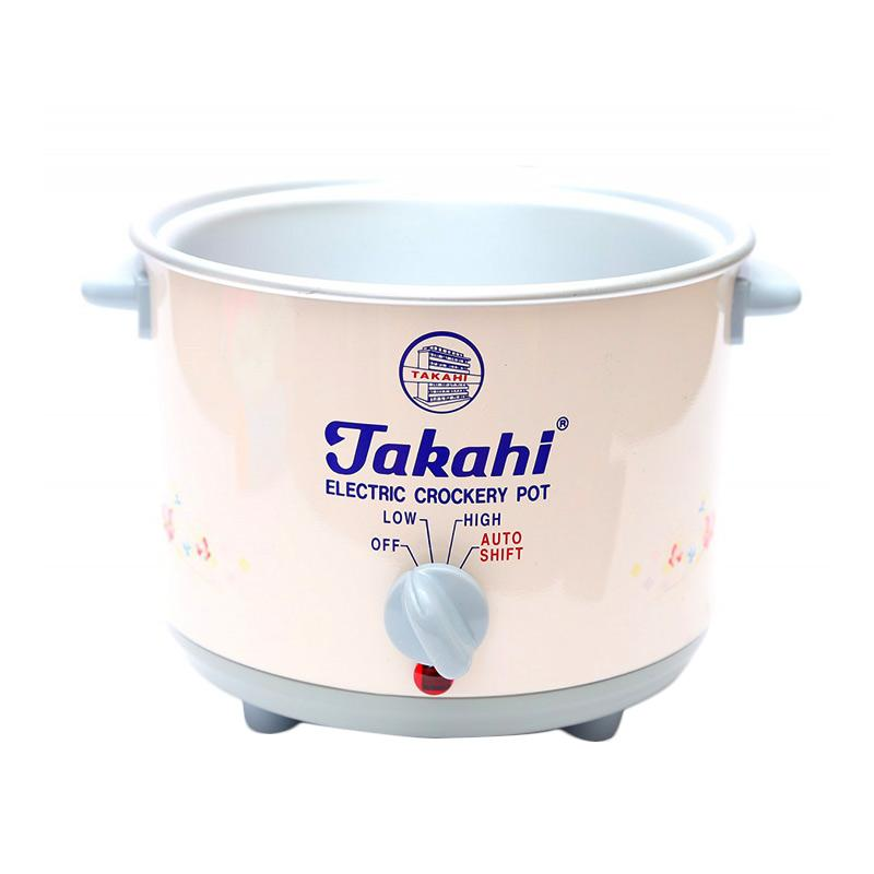 Takahi Slow Cooker Sparepart Body Only - Pink [1.2 L]