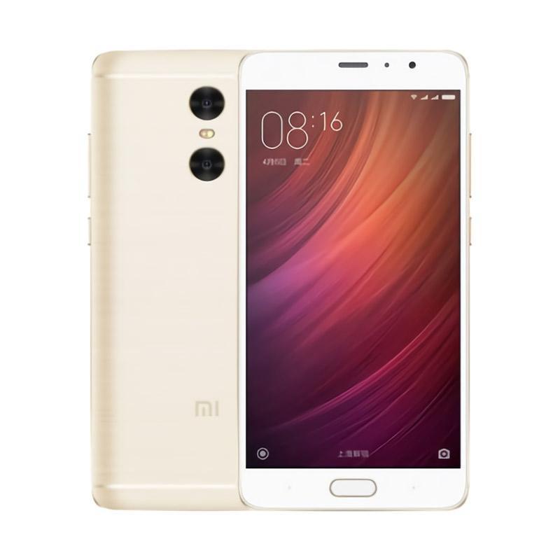 Update Harga Xiaomi Redmi Pro Smartphone – Gold [64 GB/3 GB/Dual SIM]