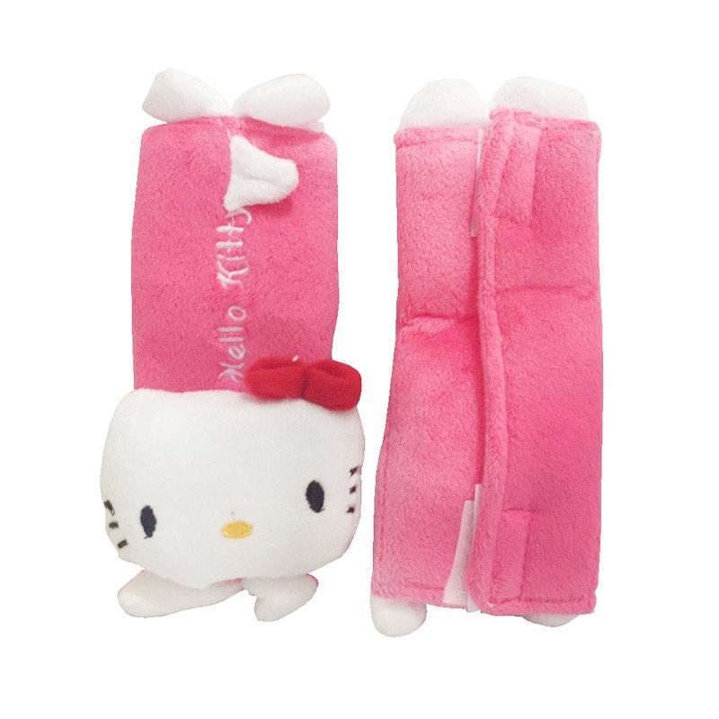 Hello Kitty Cute HK Pegangan Kulkas - Pink