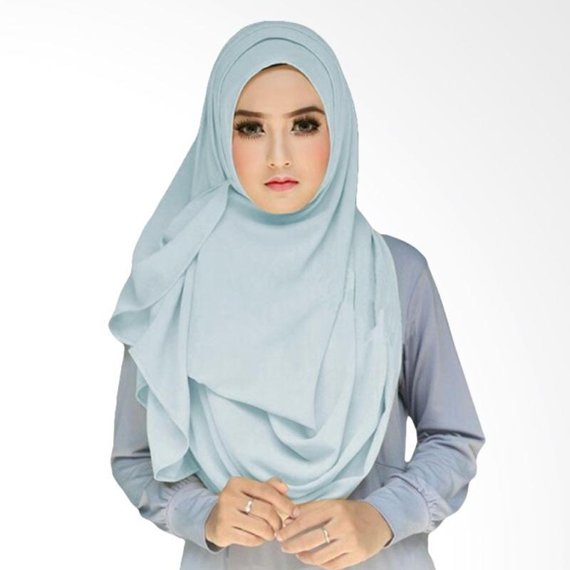 Kus Group Hijab Tazkia Kerudung - Biru muda