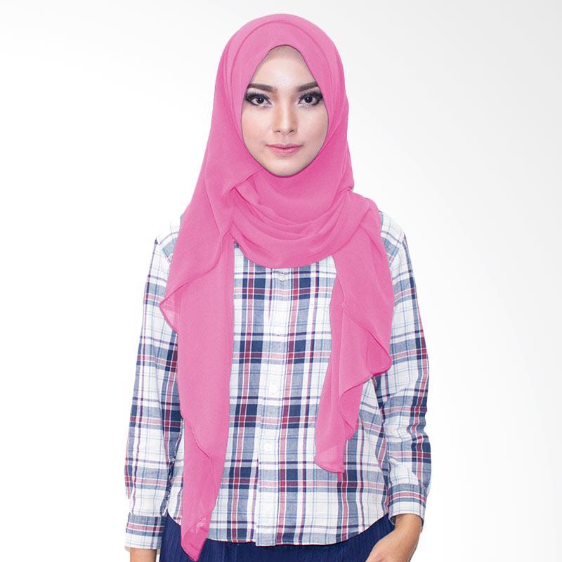 Milyarda Hijab Farha Kerudung Instan - Pink