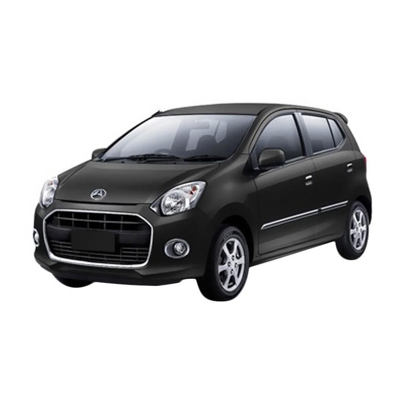 Daihatsu Ayla Airbags X Mobil - Ultra Black Solid Extra diskon 7% setiap hari Extra diskon 5% setiap hari Citibank – lebih hemat 10%