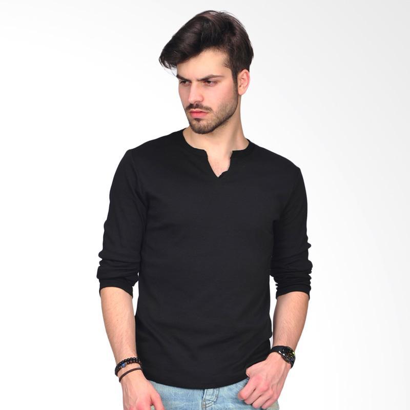 SJO & Simpaply Gramedis Men's T-Shirt - Black Extra diskon 7% setiap hari Extra diskon 5% setiap hari Citibank – lebih hemat 10%