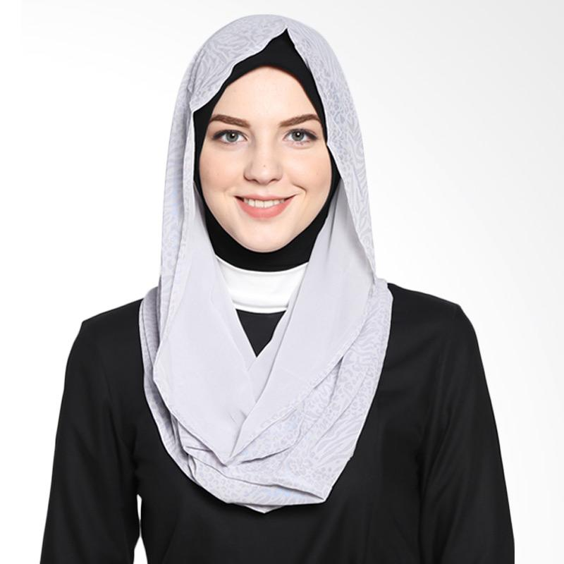 Tatuis Pashmina D'amour 37 Jilbab Instant 037 - Grey