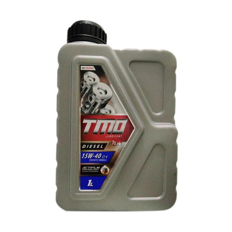 Toyota TMO Diesel 15W - 40 Oli Pelumas for Mobil [1 L]