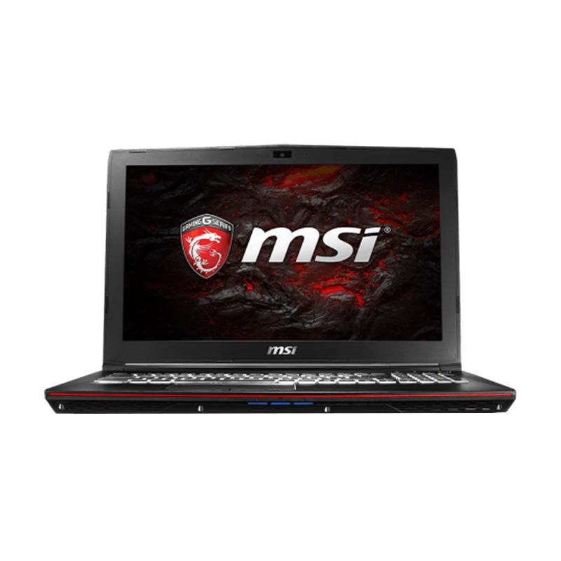 MSi GP62 7RD Leopard Pro 4921D Gaming Laptop [15-i7-7700HQ/8GB/GTX1050]