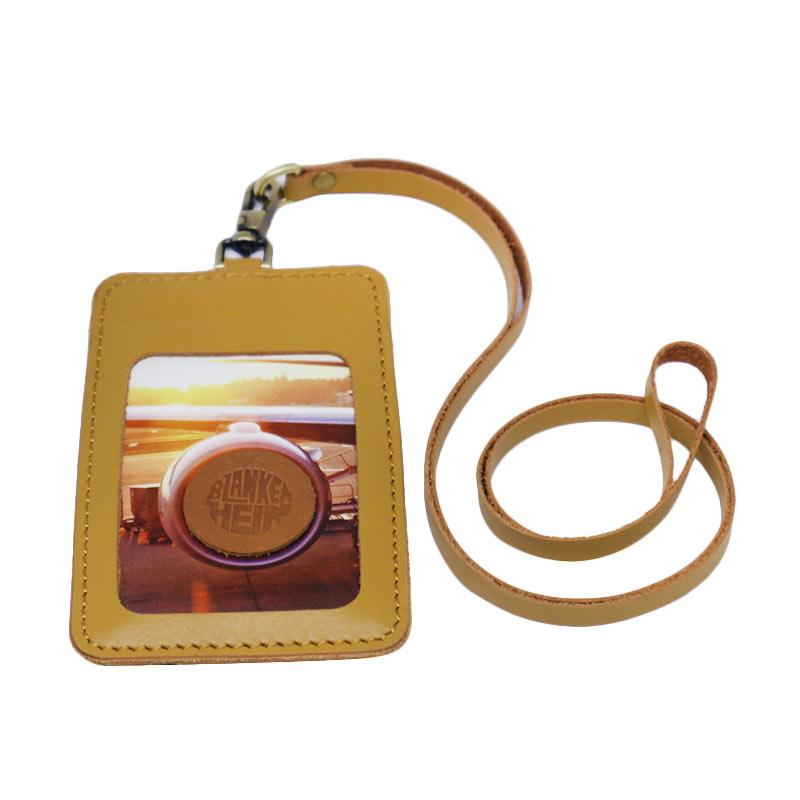 harga Blankenheim ID Card Holder - Kulit Pull Up Tan Blibli.com
