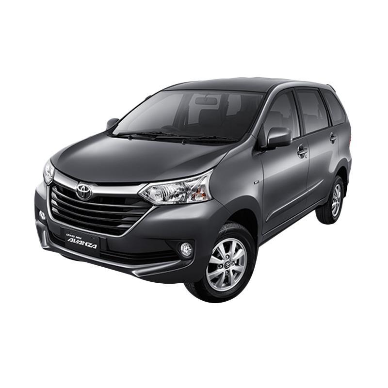 Toyota Grand New Avanza 1.3 E Mobil - Grey Metallic