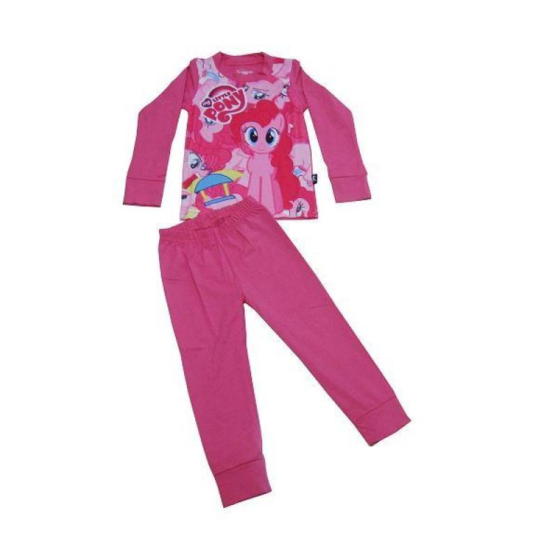 Wonderland J2 Pajamas Anak Little Pony - Pink