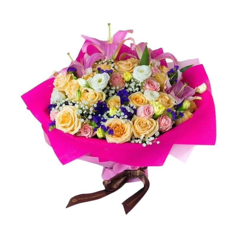 Flower Advisor Lovebreeze Bouquet