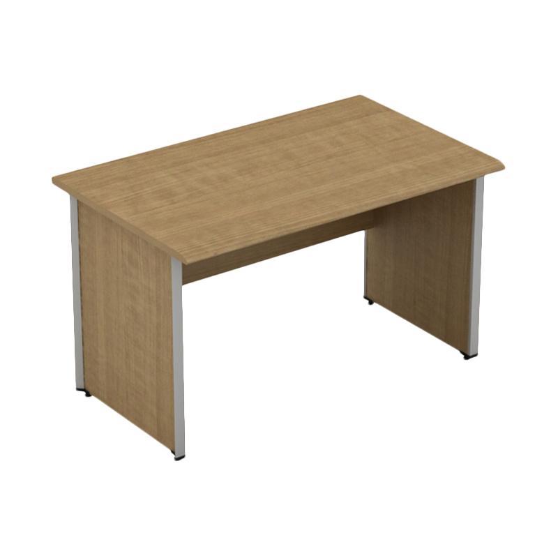 Prissilia Bruno Office Desk - Walnut