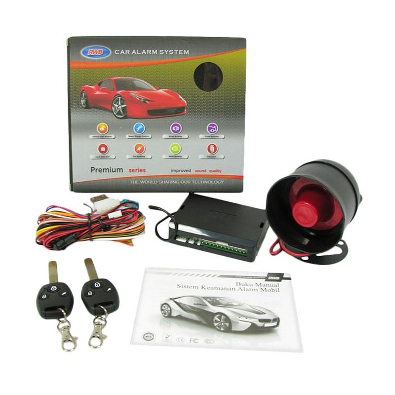 RWB R900H Premium Set Alarm Mobil