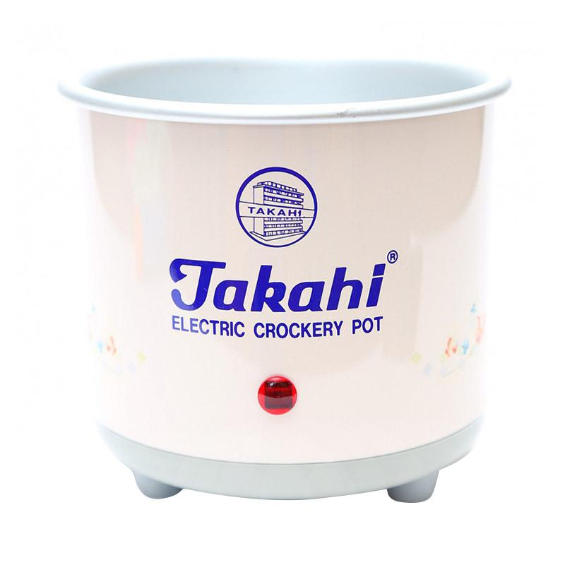 Takahi Slow Cooker Sparepart Body Only - Pink [0.7 L]