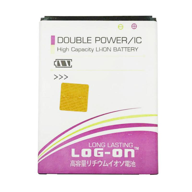 Log On Double Power BL-5BT Battery for Nokia C5-06 [1800 mAh]