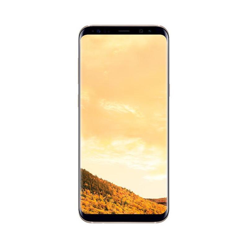 Samsung Galaxy S8 Smartphone - Maple Gold [64GB/ 4GB]