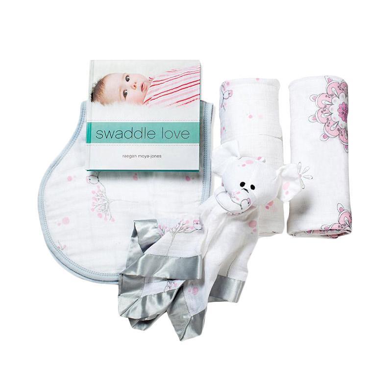Aden+anais - New Beginnings Gift Set - For the Birds - Parcel dan Bingkisan untuk Ibu