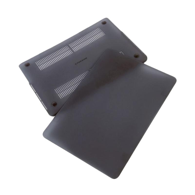 OEM MacShield Polycarbonate Casing for Macbook 12 Inch - Black