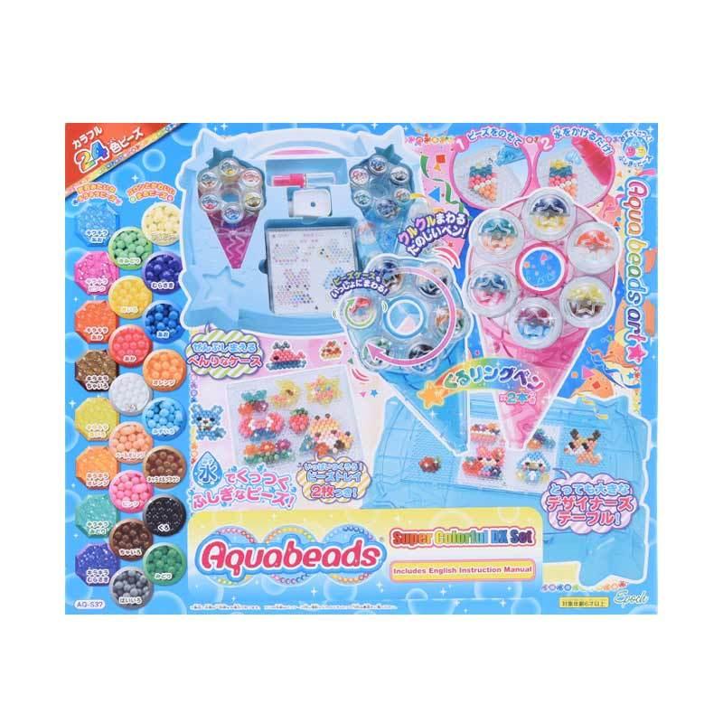 Aquabeads Colorful DX Set Mainan Anak [500 Pcs]