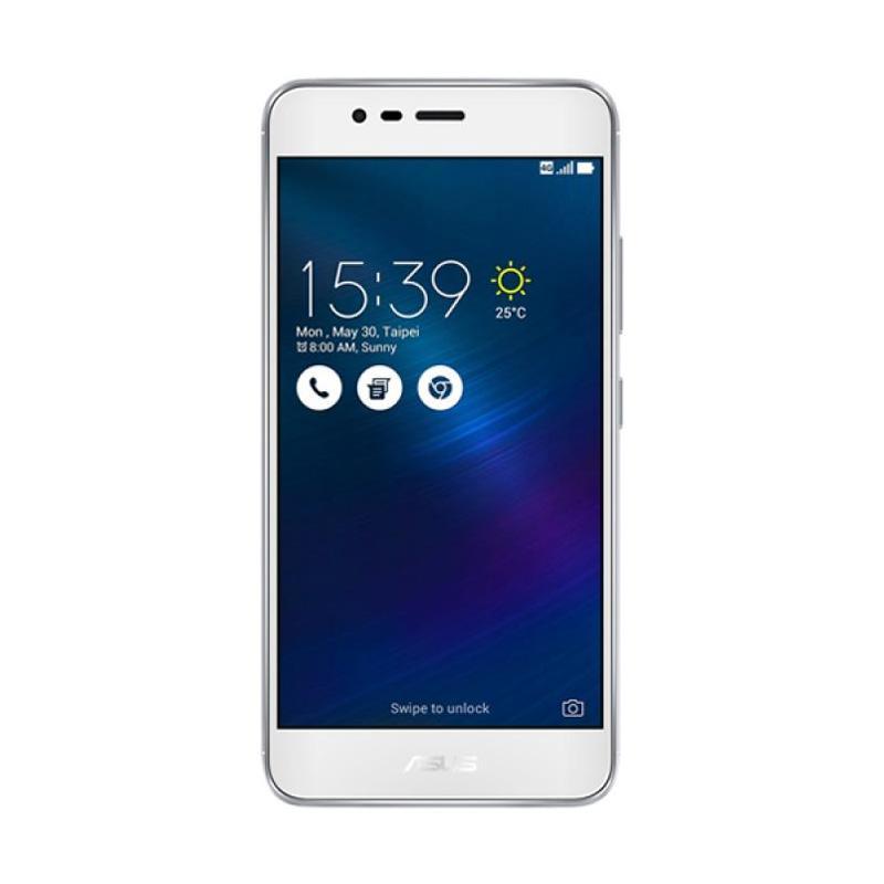 Asus Zenfone 3 Max ZC520TL Smartphone - Silver [32GB/2GB]