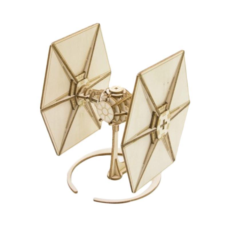 Kigumi Incredibuild Tie Fighter Star Wars 3D Puzzle