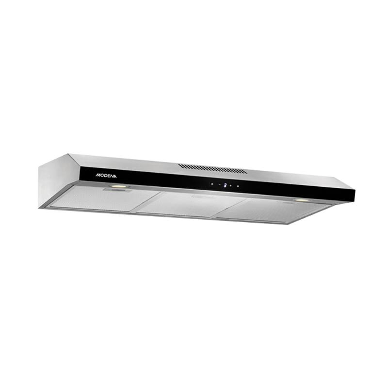 Modena RX9632 Cooker Hood [90 cm/ Stainless with Glass] [Kab.Bandung}