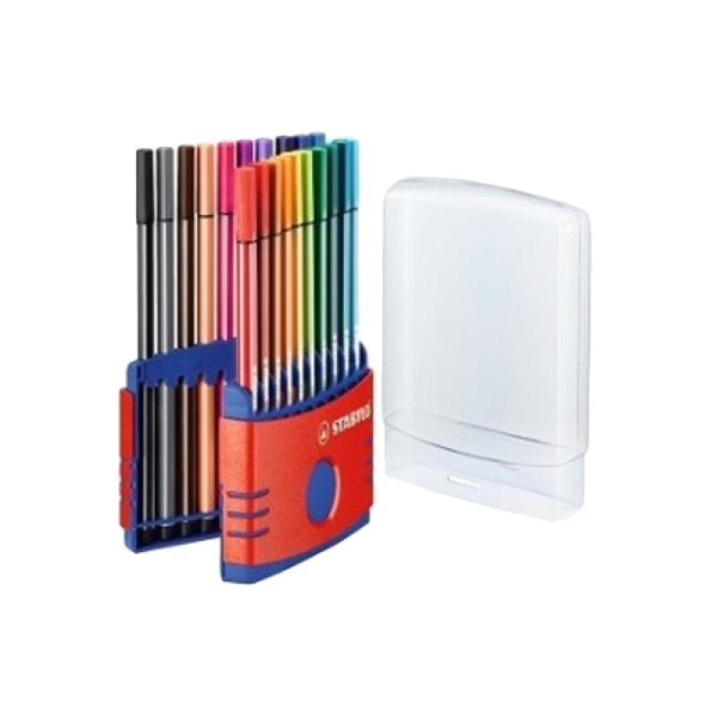 Stabilo Pen 68 Colorparade Set Pensil Warna [20 pcs]