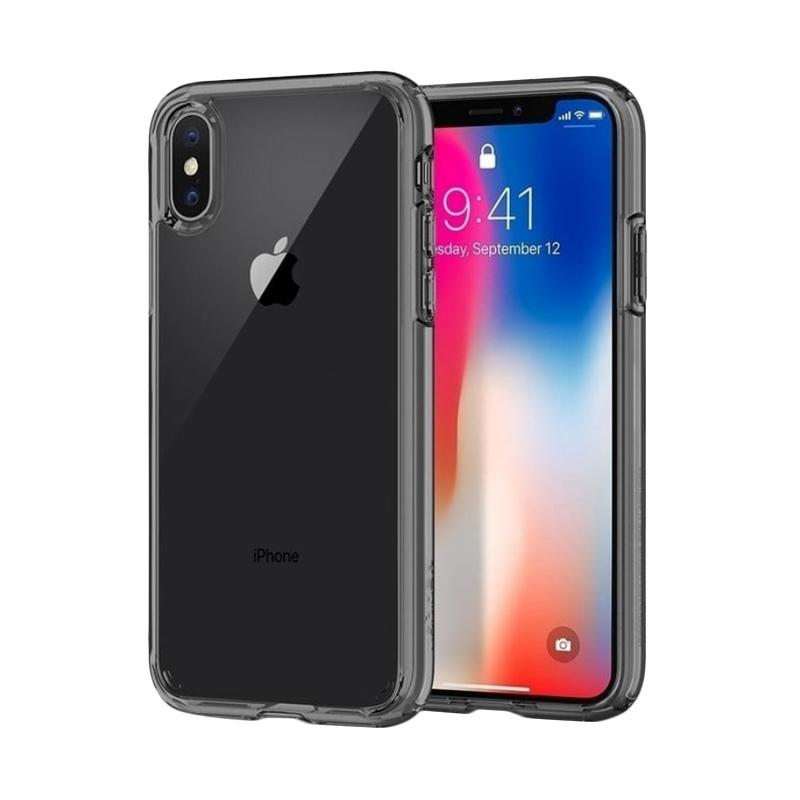 Spigen Ultra Hybrid Space Crystal Casing for iPhone X