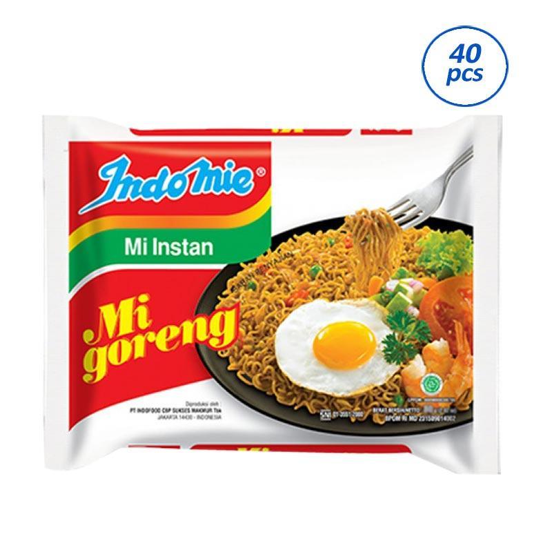 harga Indomie Mie Goreng Special [85 g/ 40 pcs] Blibli.com