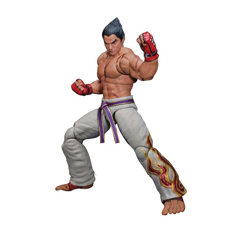 Jual Storm Kazuya Mishima Tekken 7 Action Figure 1 12 Online Agustus 2020 Blibli Com