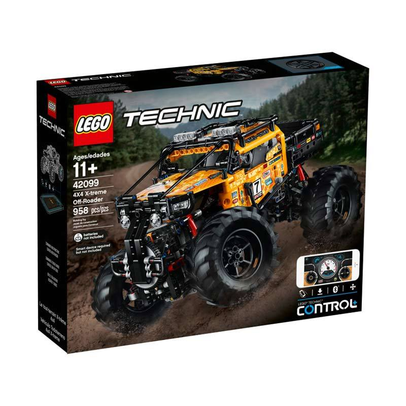 4X4 Off Road >> Fs Lego Technic 42099 4x4 X Treme Off Roader