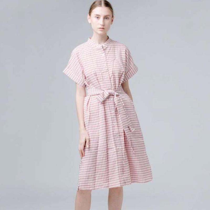 This Is April Viona Dress Wanita Pink
