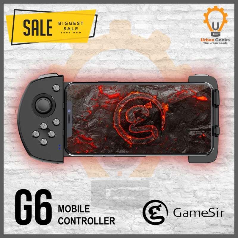Gamesir G6 Mobile Gaming Touchroller Gamepad Stick PUBG Mobile Legend