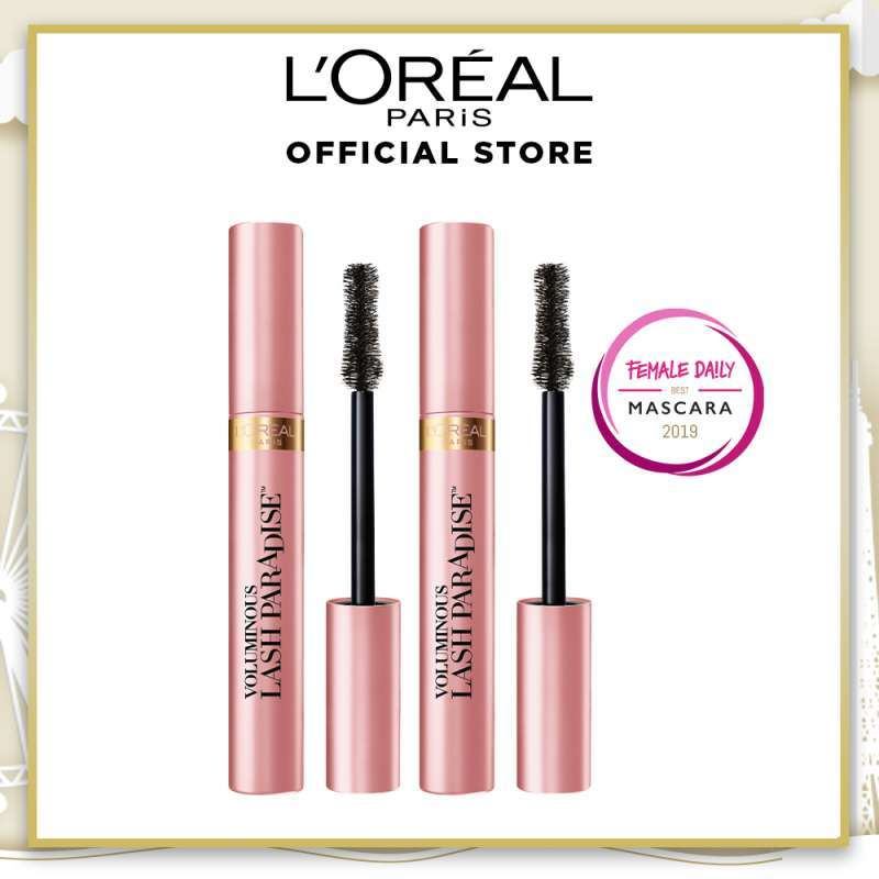 L Oreal Paris Voluminous Lash Paradise Waterproof Mascara