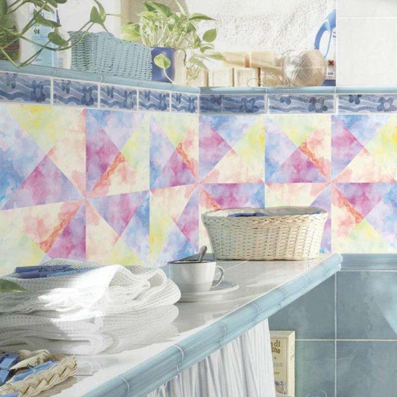 Jual Mosaic Contact Paper Brick Type Wall Sticker Bathroom Kitchen Tile Wallpaper Online Oktober 2020 Blibli Com