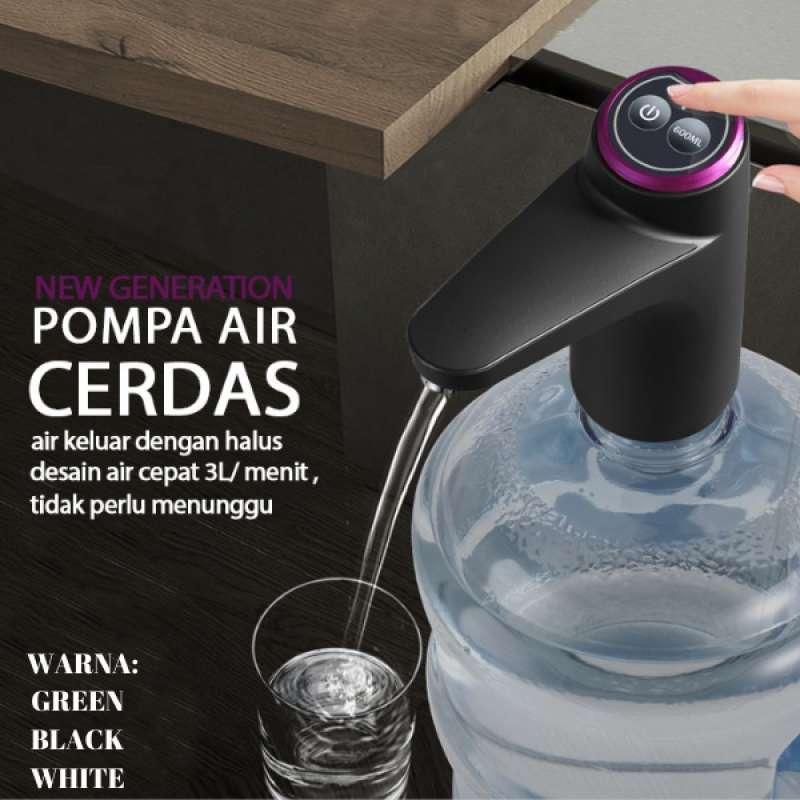 Jual Dispenser Pompa Air Galon Elektrik Portable Water Electric Pump Pompa Online April 2021 Blibli