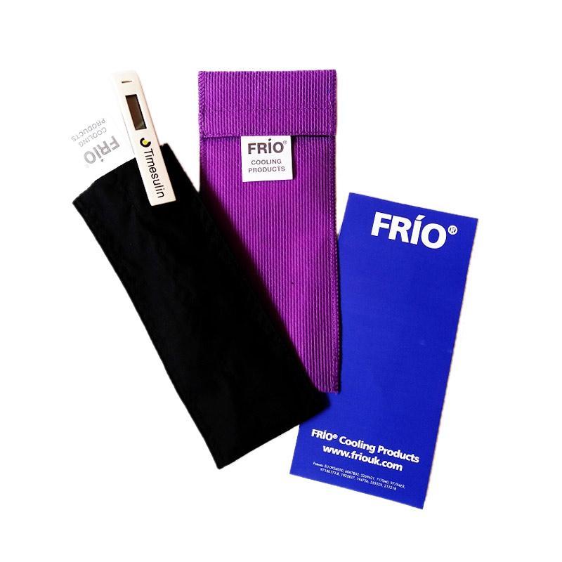 Frio Individual Dompet Pelindung Insulin - Ungu