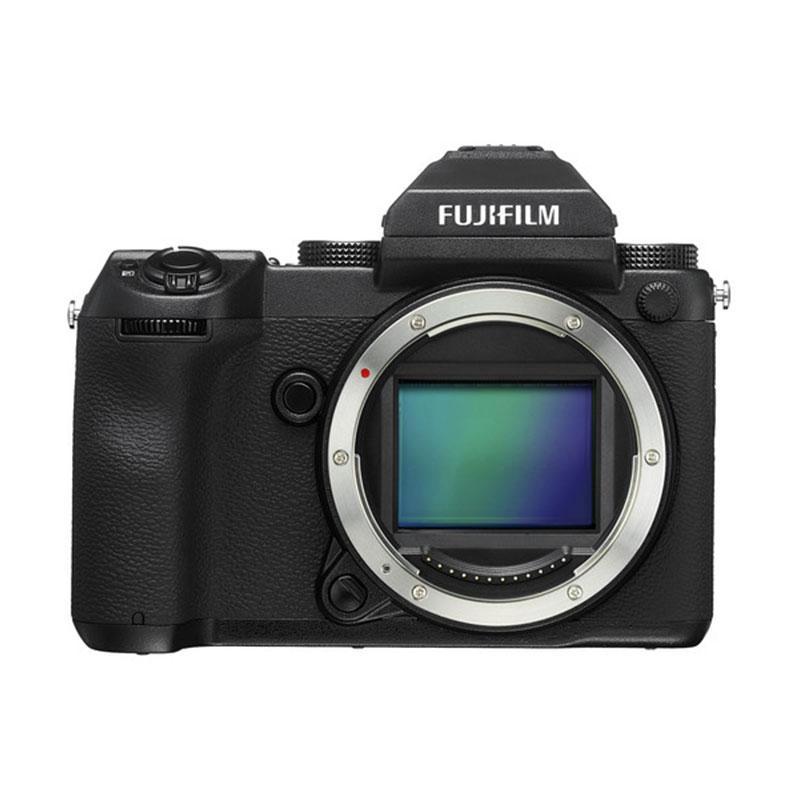 Fujifilm GFX 50s + GF110mm F2 R LM WR