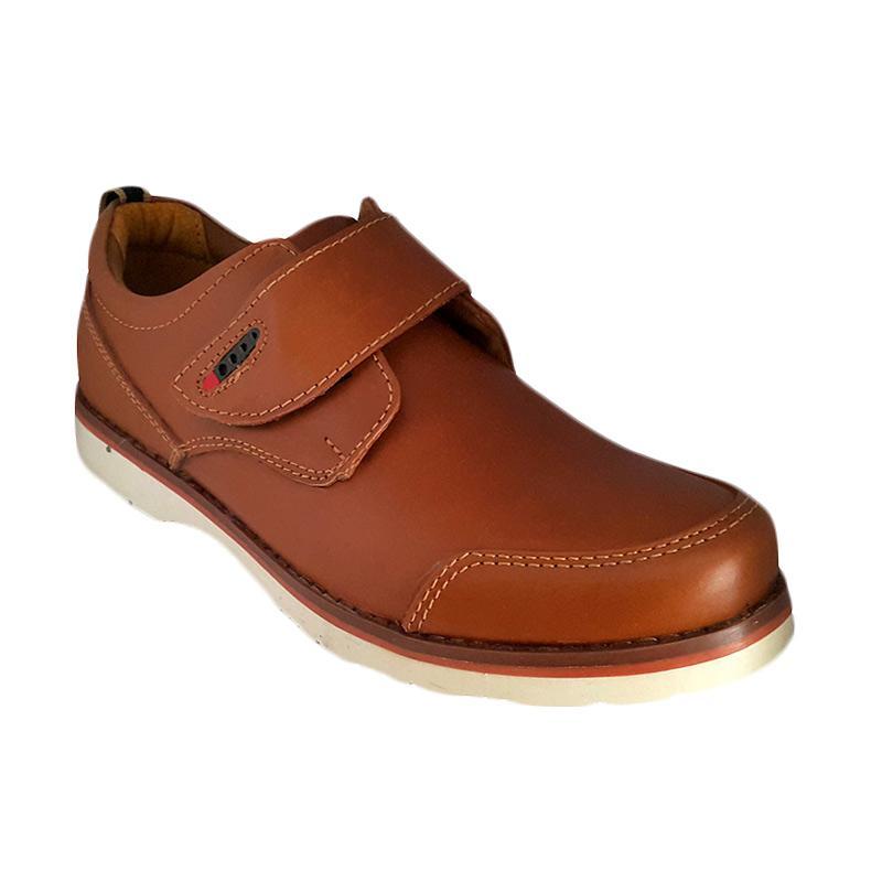Handymen CHS 04 Formal Casual Genuine Leather - Tan