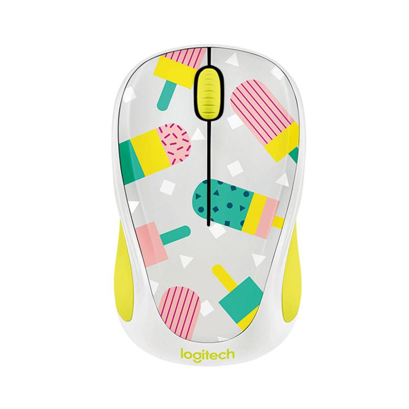 Logitech M238 Popsicles New Wireless Mouse [910-004719]