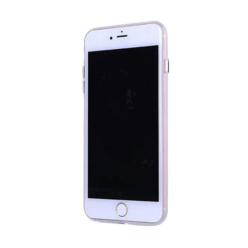 Loopee Octane Casing for iPhone 7 - Transparan White